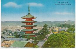 °°° 13439 - JAPAN - KYOTO - YASAKA PAGODA °°° - Kyoto