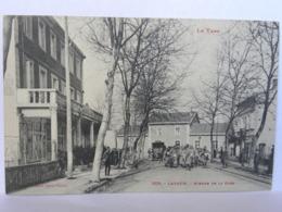 CPA (81) Tarn - LAVAUR - Avenue De La Gare - Lavaur
