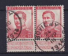 Nr 118  Bovigny  Kaart A 527 - 1912 Pellens