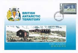 BRITISH ANTARCTIC TERRITORY>>PORT LOCKROY - Covers & Documents