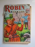 """1966 Robin Des Bois (Jeunesse Et Vacances) N°25. La Merveilleuse Invention De Gaëtan """"Py"""" (abîmé) - Piccoli Formati"""