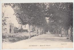 CPA- ENTRESSEN- Avenue De Mouriés -dép13 - Autres Communes