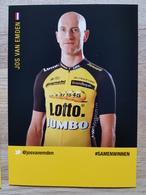 Jos Van Emden - LottoNL Jumbo - Cycling - Cyclisme - 2017 - Wielrennen
