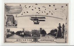 CPA- SOUVENIR D'ENTRESSEN -dép13 - Autres Communes