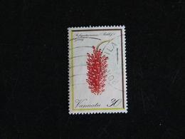 VANUATU YT 649 OBLITERE - ORCHIDEE FLEUR FLORE FLOWER - Vanuatu (1980-...)