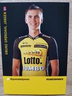 Amund Grondahl Jansen - LottoNL Jumbo - Cycling - Cyclisme - 2017 - Wielrennen