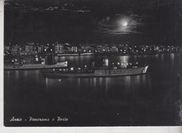 Nave Guerra 577  Anzio Panorama E Porto - Warships