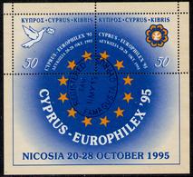 CYPRUS 1995 - Set Used - Cyprus (Republic)
