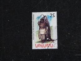 VANUATU YT 706 OBLITERE - COSTUME TRADITIONNEL - ILE DE PENTECOTE - Vanuatu (1980-...)