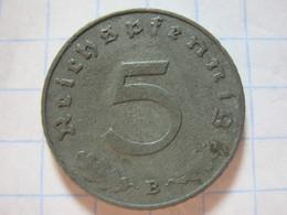 5 Reichspfennig 1941 (B) - 5 Reichspfennig