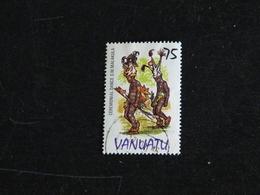 VANUATU YT 708 OBLITERE - COSTUME TRADITIONNEL - MALAKULA - Vanuatu (1980-...)