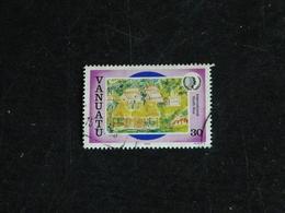 VANUATU YT 723 OBLITERE - ANNEE INTERNATIONALE JEUNESSE - Vanuatu (1980-...)