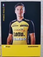 Primoz Roglic - LottoNL Jumbo - Cycling - Cyclisme - 2017 - Wielrennen