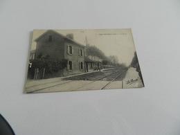 Cp  Chevrières  La Gare - Altri Comuni