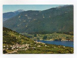 Bosentino/Migazzone (Trento) - Panorama Col Lago Di Caldonazzo - Viaggiata Nel 1973 - (FDC16293) - Trento