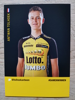 Antwan Tolhoek - LottoNL Jumbo - Cycling - Cyclisme - 2017 - Wielrennen