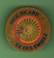 ILE DES EMBIEZ *** PAUL RICARD *** 1034 - Ciudades