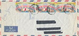 Libya Air Mail Cover Sent To Germany Tripoli 27-6-1963 - Libya