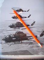 Foto ELICOTTERO HELICOPTER  BELL AH-1G HUEY COBRA - Aviación