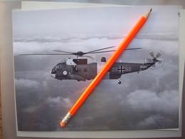 Foto ELICOTTERO HELICOPTER  WESTLAND SEA KING - Aviación