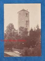 Photo Ancienne - CLAIRVAUX (Jura) - Tour De L' Ancien Château - 13 Juin 1907 - Les Lacs Pont De Poitte Baresia - Lieux