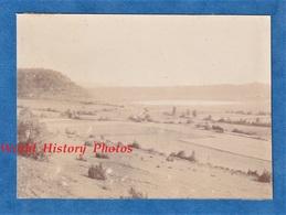 Photo Ancienne - CLAIRVAUX ( Jura ) - Le Lac - 13 Juin 1907 - Pont De Poitte Baresia Cogna Boissia - Lieux