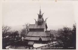 RP: Fantoft Stavkirke Naer BERGEN, Norway / NORGE, 1910-30s - Norvège