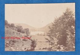 Photo Ancienne - Lac De NARLAY ( Jura ) - 1er Aout 1906 -  Lacs Frasnois - Lieux