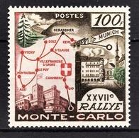 MONACO 1958 -  Y.T.  N° 491 -  NEUF** /18 - Monaco