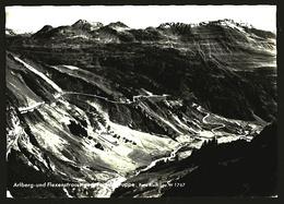 Arlberg Und Flexenstrasse  -  Ansichtskarte Ca. 1965  (11607) - Stuben