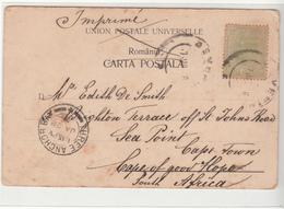 Romania / Postcards / Cape Of Good Hope - Romania