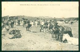 A14 MOROCCO MAROC MARRUECOS CPA BERKANE - UN COIN DU MARCHE - Morocco