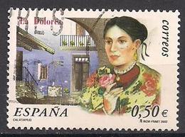Spanien (2002)  Mi.Nr.  3750  Gest. / Used  (1fd10) - 1931-Heute: 2. Rep. - ... Juan Carlos I