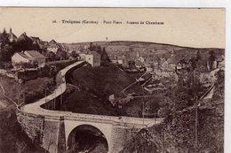Treignac Le Pont Finot Avenue De Chamberet - Treignac