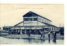 Carte Postale Ancienne Fos Sur Mer - Splendid Casino Dunant - France