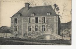Ganzeville Le Chateau - Fécamp
