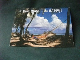 PIN UP THE BAHAMAS DON'T WORRY ...BE HAPPY - Pin-Ups