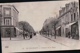 1560  LE BOURGET ??? ECRITE - Francia