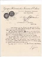 76-Groupe Havrais Des Joueurs D'Echecs...Le Havre....(Seine-Maritime)...1911 - Autres