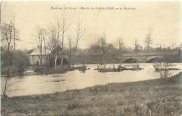 9416 CPA Environ De Lassay - Moulin Du Gué De Loré Sur La Mayenne - France