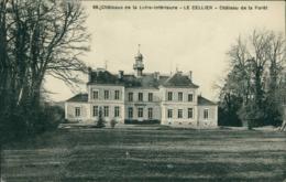 44 LE CELLIER / Château De La Forêt / - Le Cellier