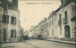 44 HERBIGNAC / Rue Notre Dame / - Herbignac