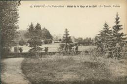 44 PORNIC / La Noëveillard - Hôtel De La Plage Et Du Golf - Le Tennis  / - Pornic