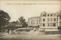 44 PORNIC / La Noëveillard - Hôtel De La Plage Et Du Golf - Le Jardin / - Pornic