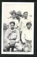 AK Paraguay, Four Lenguas, Licensed Lay Evangelists - Paraguay