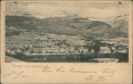 CH SIERRE / Vue Générale / - VS Valais