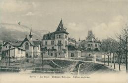 CH SIERRE / Château Bellevue - Eglise Anglaise / - VS Valais