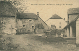 25 LUXIOL / Centre Du Village - La Fontaine / - Frankrijk
