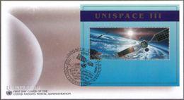 UNO WIEN 1999 Mi-Nr. Block 10 FDC - FDC