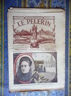 LE PELERIN 12/03/1905 DUCHESSE ELISABETH SERGE PARIS ASILE SOEUR ROSALIE ITALIE TUNNEL SIMPLON BRIGUE BALMALONESCA LEMOT - Testi Generali